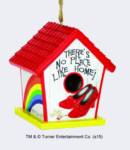 "Wizard of Oz ""There's No Place Like Home"" Birdhouse - Wonder Pop"