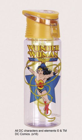 Wonder Woman Infuser Water Bottle - Wonder Pop