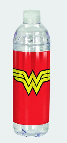 Wonder Woman Logo Water Bottle - Wonder Pop