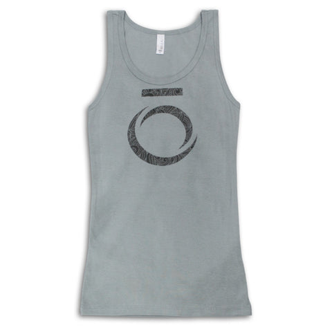 Ladies Classic Tank - Granite