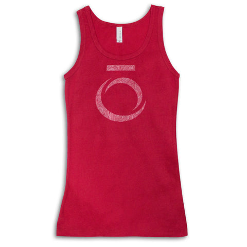 Ladies Classic Tank - Red