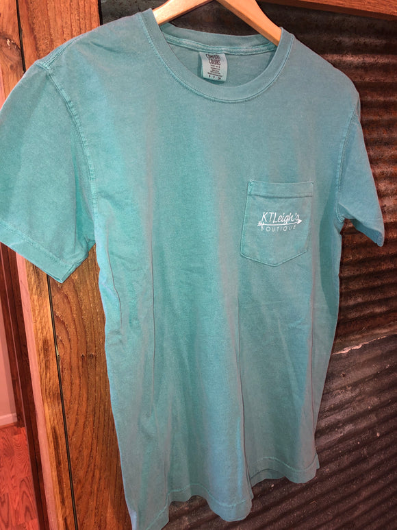 Comfort Colors Short Sleeve Top