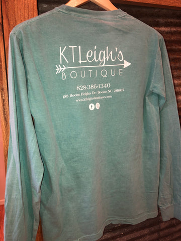 Comfort Colors Long Sleeve Top