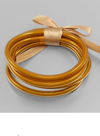 Flexible Bangle Bracelet