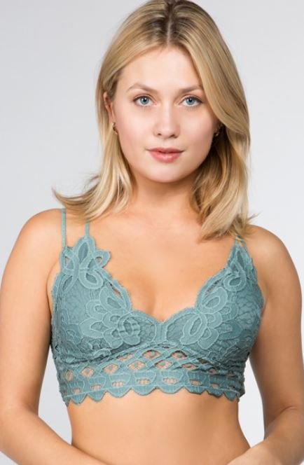 Miss Detail Padded Bralette