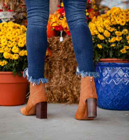 Jolene Booties