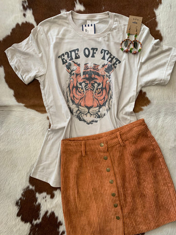 Amy Anne's Eye Of The Tiger Top