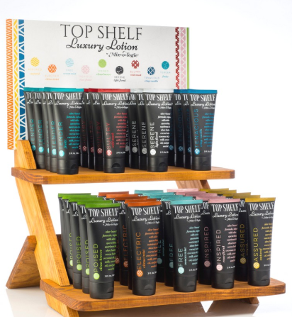 Mixologie Top Shelf Lotion-Several Scents