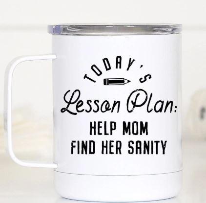 Today's Lesson Plan Mug