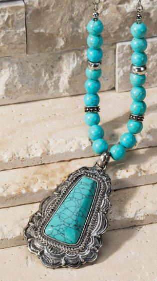 Southwestern Necklace Set