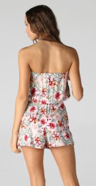 Take Me To Paradise Romper