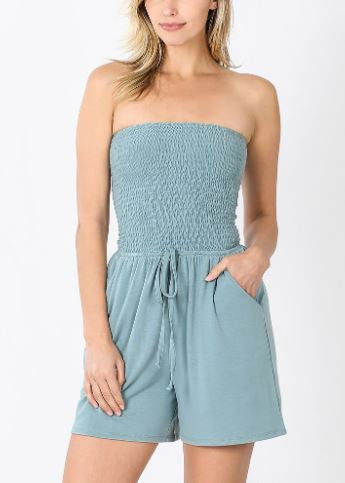 Out Run The Wind Romper