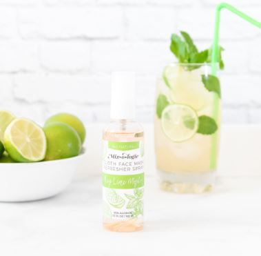 Mixologie Face Mask Refresher Spray