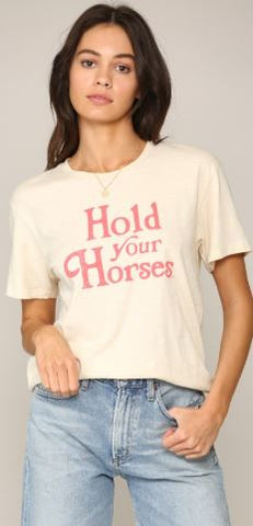 Hold Your Horses Top