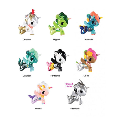 Mermicorno Blind Box Series 2 Blind Box Collectibles
