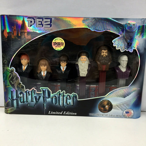 Harry Potter Pez Gift Set © Warner Bros