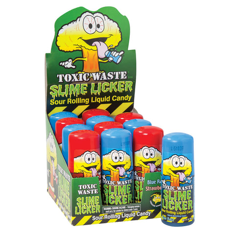 Toxic Waste® Slime Lickers™ - 2 oz. (Limit 3 Per-Customer)