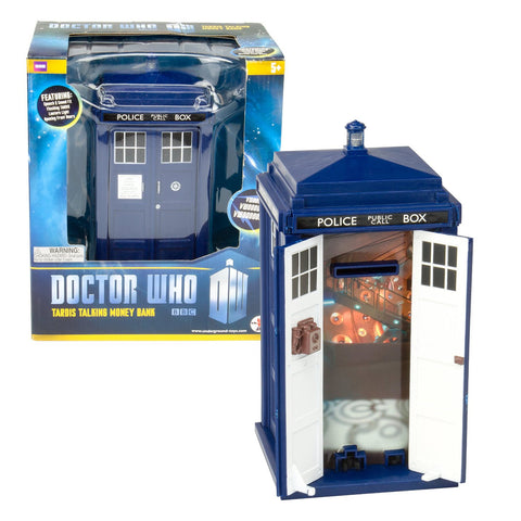 Doctor Who - Tardis Money Bank