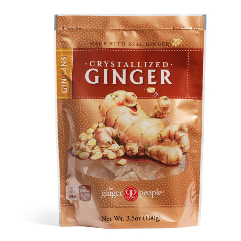 Gin Gins Crystallized Ginger
