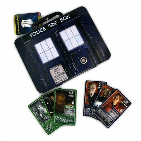 Doctor Who - Tardis Collectors Tin