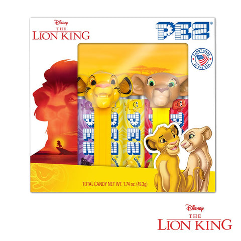 PEZ® The Lion King - Gift Set (Simba & Nala)