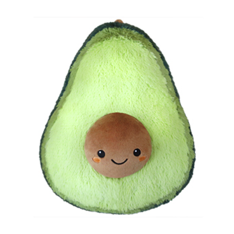 Squishable® Snugglemi Snackers: Avocado - 5 inch *Coming Soon*