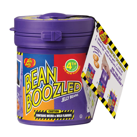 BeanBoozled Jelly Beans 3.5oz Mystery Bean Dispenser (4th Edition)