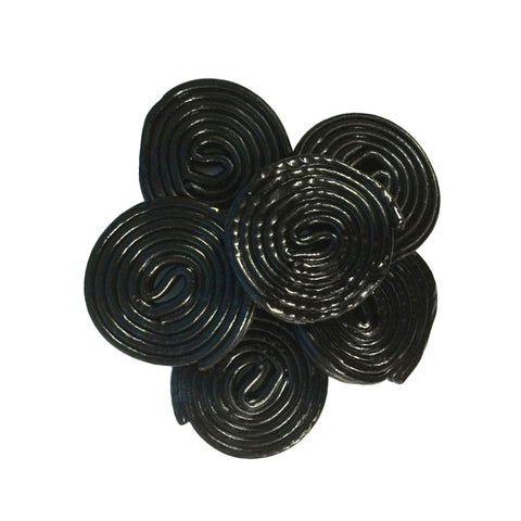 German Licorice Wheels