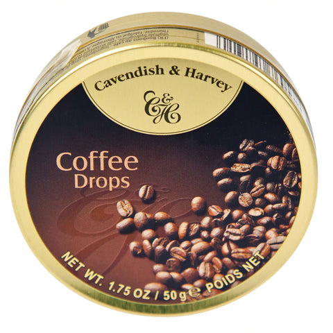Cavendish & Harvey - Coffee Drops 1.75 oz Tin