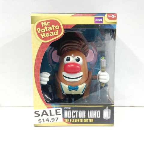 Doctor Who - Mr. Potato Head Doctor Who (The Eleventh Doctor)