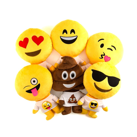 Emoji - Emojicon Plush Dolls