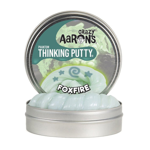 Phantoms Thinking Putty® Foxfire w/ Glow Charger
