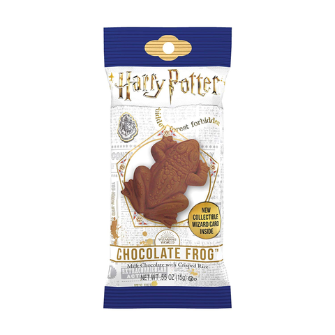 Harry Potter™ by Jelly Belly - Chocolate Frog .55oz. (Coming Soon)