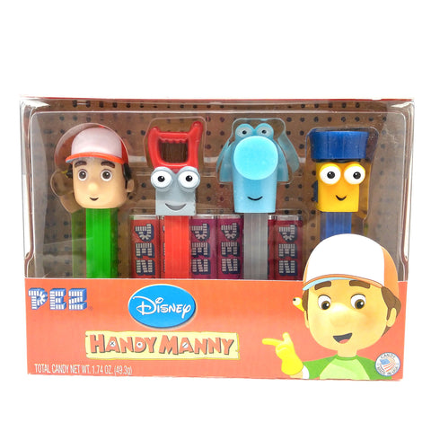 Disney's Handy Manny PEZ® Set