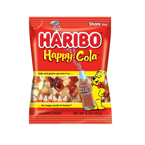 Haribo® Happy-Cola® - 5oz.