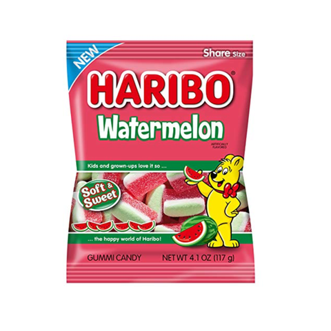 Haribo® Watermelon - 4.1oz.