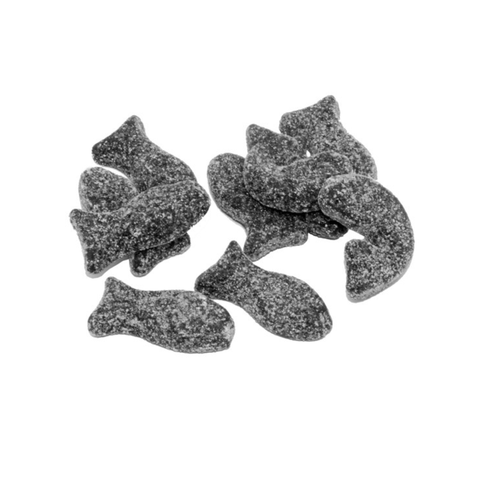 Dutch Licorice Herrings (Drop Haringen) - Bulk