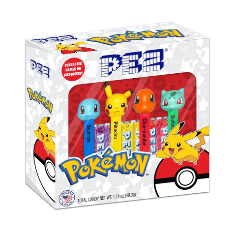 Pokémon PEZ® (Gift Set)