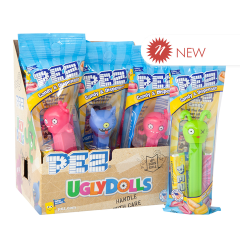 PEZ® Ugly Dolls .58 oz Poly Bags