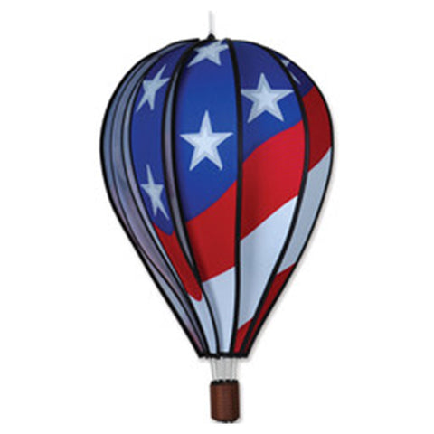 22 in. Hot Air Balloon - Patriotic