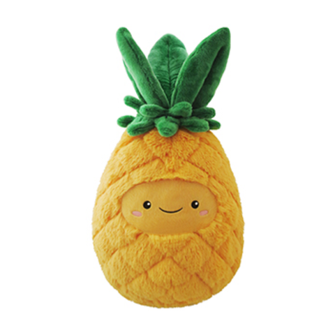 Squishable® Snugglemi Snackers: Pineapple - 5 inch