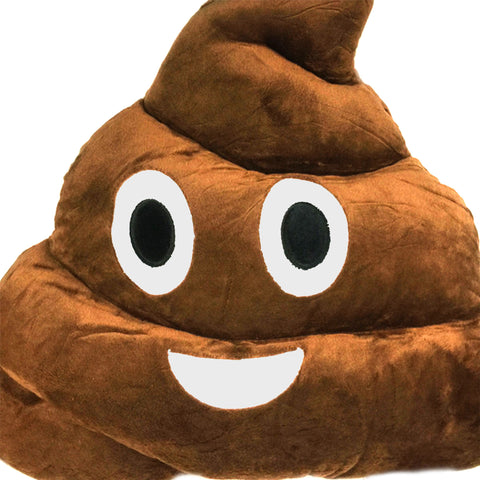 EMOJI™ - Pile of Poo Pillow 💩 in various styles!!