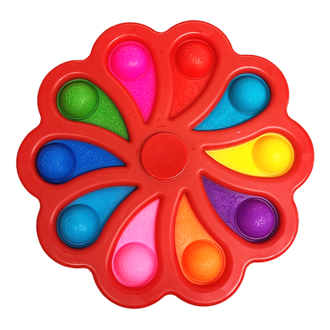 7 in. Pop It Spinner - Assortment