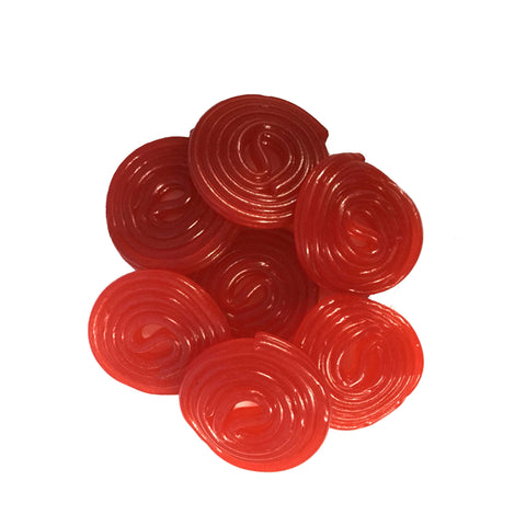 Spanish Licorice Red Wheels