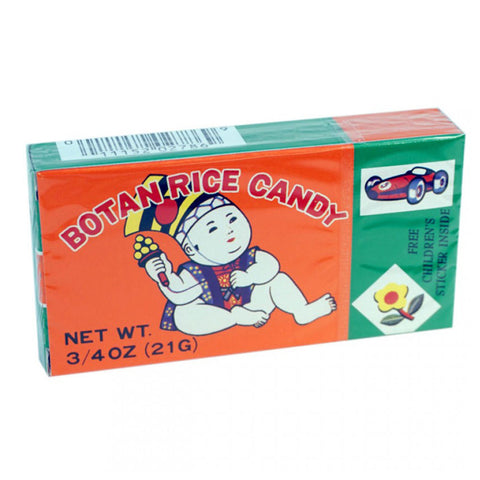 Botany Rice Candy, 0.75 oz