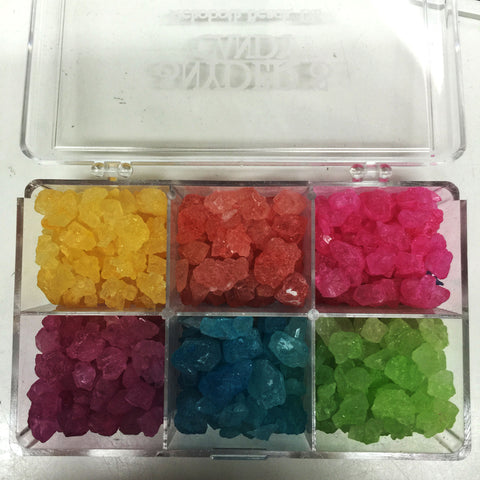 Rock Candy Sampler Case