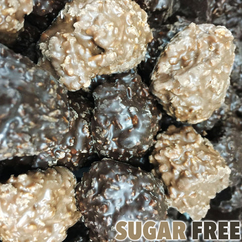 Sugar Free Coconut Clusters