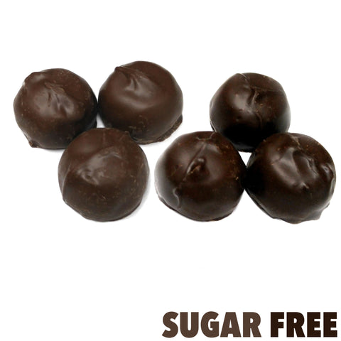 Sugar Free Chocolate Covered Marshmallows