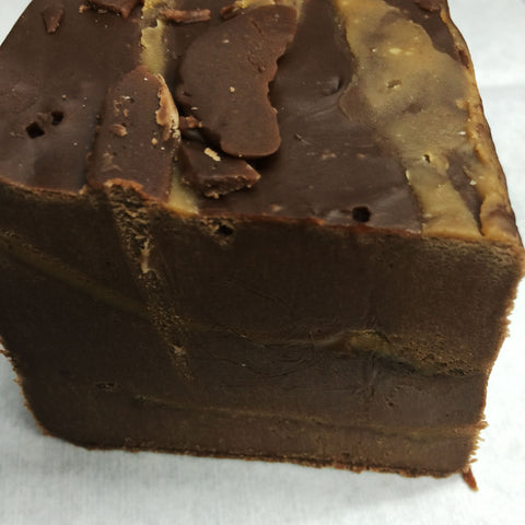 Sea Salt Caramel Fudge