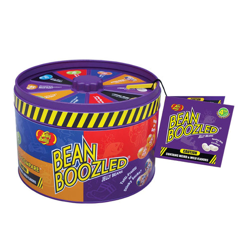 NEW Bean Boozled Tin Spinner Game (4th Edition)